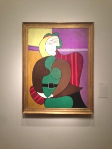 """""""Red Armchair,"""" 1931"""