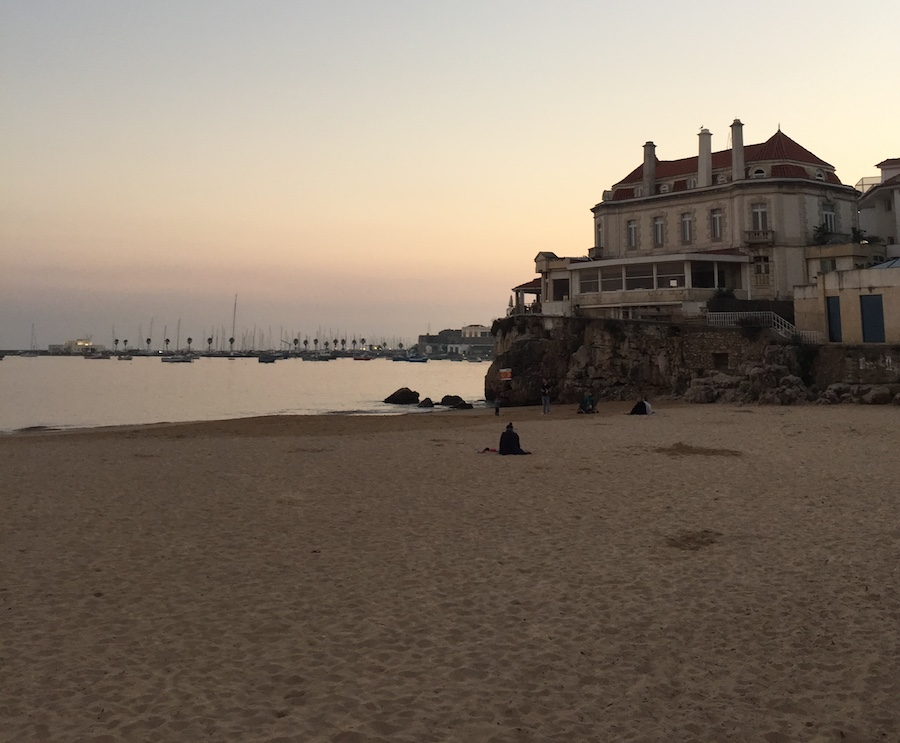 Cascais beaches are what make Lisbon so beautiful at night